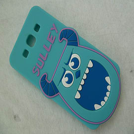 DIA SULLEY LIGHT BLUE SERIES 3 BIG FACE SILICONE CASE COVER FOR SAMSUNG GALAXY S3 I9300 Mobile phones