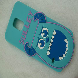 DIA SULLEY MONSTERS INC SERIES 3 BIG FACE SILICONE CASE COVER FOR SAMSUNG GALAXY S5 SM-G900H Mobile phones