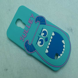 DIA DISNEY SULLEY MONSTERS INC BIG FACE SERIES 3 SILICONE CASE COVER FOR SAMSUNG GALAXY S4 I9500 Mobile phones