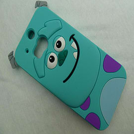 DIA SULLEY SOFT SILICONE PHONE CASE COVER FOR HTC ONE M8 Mobile phones