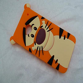 TIGGER SILICONE CASE FOR HTC ONE M7 Mobile phones