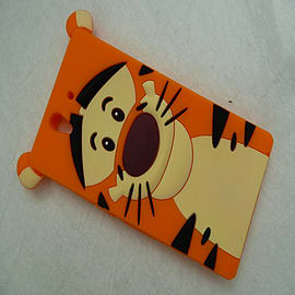 DIA TIGGER SILICONE CASE COVER FOR SONY XPERIA Z L36H Mobile phones