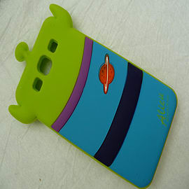 DIA TOY STORY ALIEN SILICONE CASE COVER FOR SAMSUNG GALAXY S3 I9300 Mobile phones