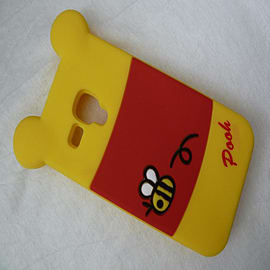 DIA WINNIE THE POOH SILICONE CASE COVER FOR SAMSUNG GALAXY S3 MINI I8190 Mobile phones