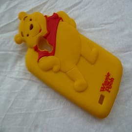 DISNEY WINNIE THE POOH SOFT SILICONE CASE FOR SAMSUNG GALAXY S4 MINI I9190 Mobile phones