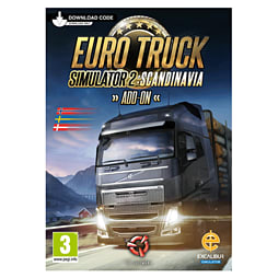 Euro Truck Simulator 2 - Scandinavia Add-On PC