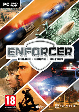 Enforcer - Justice, Law, Order PC Games