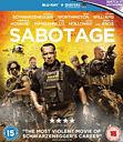 Sabotage Blu-Ray