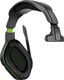 Gioteck HCC Mono Headset For Xbox One & 360 screen shot 2