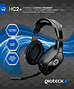 Gioteck HC2 Stereo Headset For PS4, Xbox One, Xbox 360 and PC Accessories