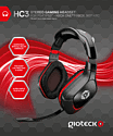 Gioteck HC3 Stereo Headset For PlayStation 3 Accessories