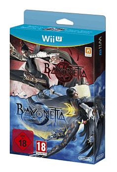 Bayonetta 2 Special Edition Wii U