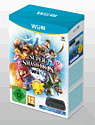 Super Smash Bros. For Wii U With Game Cube Controller Adaptor Wii U