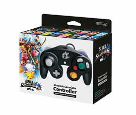 Official Super Smash Bros. GameCube Controller Accessories Cover Art
