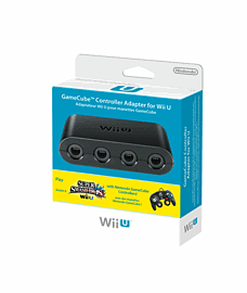 Game Cube Controller Adaptor For Wii U Accessories
