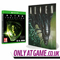 Alien: Isolation Ripley Edition with Alien Creep Wooden Wall Art - Only at GAME.co.uk Xbox One