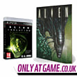Alien: Isolation Ripley Edition with Alien Creep Wooden Wall Art - Only at GAME.co.uk PlayStation-3