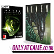 Alien: Isolation Ripley Edition with Alien Creep Wooden Wall Art - Only at GAME.co.uk PC-Games