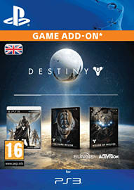 Destiny Expansion Pass (PlayStation 3) PlayStation Network