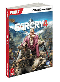 Far Cry 4 Official Strategy Guide Strategy Guides and Books