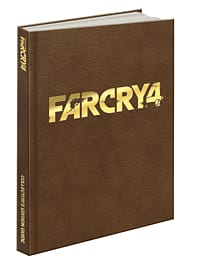 Far Cry 4 Collector's Edition Strategy Guide Strategy Guides and Books