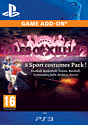 Tales of Xillia 2 - Sport Costumes Pack PlayStation Network