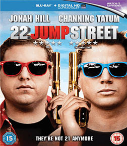 22 Jump Street Blu-Ray