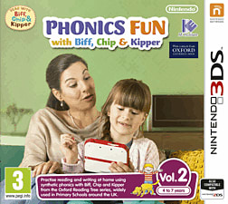Phonics Fun with Biff, Chip and Kipper Vol 2 3DS