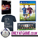 FIFA 15 Ultimate Team Edition with Collector's Preorder Pack - Only at GAME.co.uk PlayStation 4