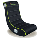Small 2.0 Wired X-Rocker Gaming Chair - Only at GAME Accessories
