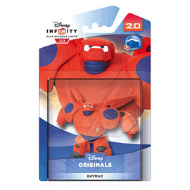 Baymax - Disney INFINITY 2.0 Character Toys and Gadgets