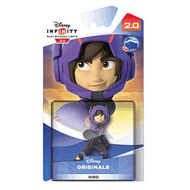 Hiro - Disney INFINITY 2.0 Character Toys and Gadgets