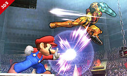 Mario - amiibo - Super Smash Bros Collection screen shot 1