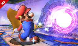 Mario - amiibo - Super Smash Bros Collection screen shot 2