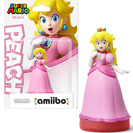 Peach - amiibo - Super Smash Bros Collection Toys and Gadgets