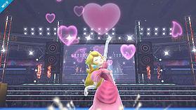 Peach - amiibo - Super Smash Bros Collection screen shot 1