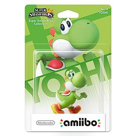 Yoshi - amiibo - Super Smash Bros Collection Toys and Gadgets