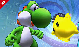 Yoshi - amiibo - Super Smash Bros Collection screen shot 1