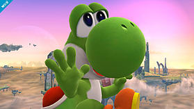 Yoshi - amiibo - Super Smash Bros Collection screen shot 3