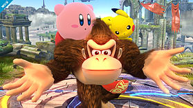 Donkey Kong - amiibo - Super Smash Bros Collection screen shot 5