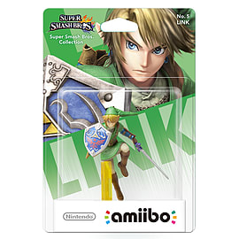 Link - amiibo - Super Smash Bros Collection Toys and Gadgets