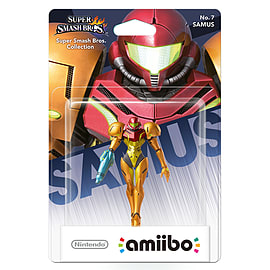 Samus - amiibo - Super Smash Bros Collection Toys and Gadgets