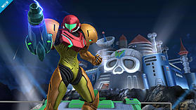 Samus - amiibo - Super Smash Bros Collection screen shot 3