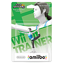 Wii Fit Trainer - amiibo - Super Smash Bros Collection Toys and Gadgets