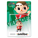 Villager - amiibo - Super Smash Bros Collection Toys and Gadgets