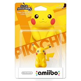 Pikachu - amiibo - Super Smash Bros Collection Toys and Gadgets