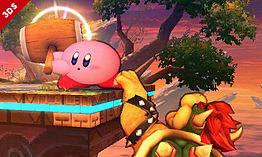 Kirby - amiibo - Super Smash Bros Collection screen shot 1