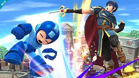 Marth - amiibo - Super Smash Bros Collection screen shot 1