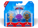 Skylanders Trap Team Triple Trap Pack - Tech, Magic, Earth Toys and Gadgets