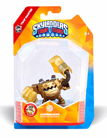 Jawbreaker - Skylanders Trap Team - Trap Master Toys and Gadgets
